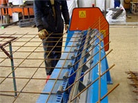 Devoran Metals - steel reinforcement fabric and welded mesh wire -bending http://www.devoran-metals.co.uk/plymouth-steel-reinforcemnts1.html