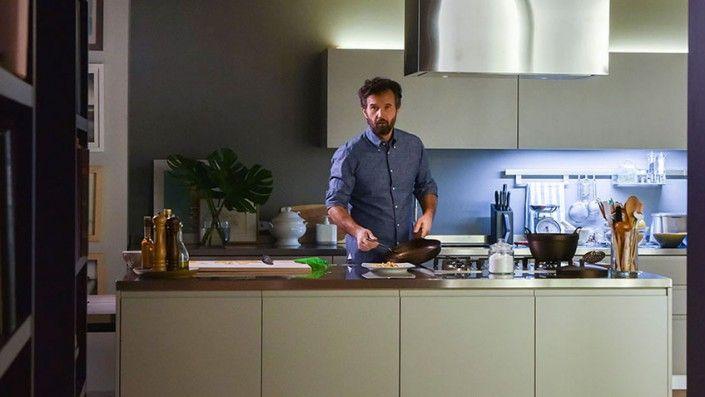 Nuevo anuncio publicitario Scavolini 2016 con el chef Carlo Cracco