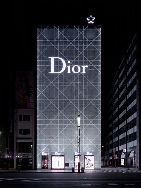 Dior Flagship Store Ginza, Tokyo