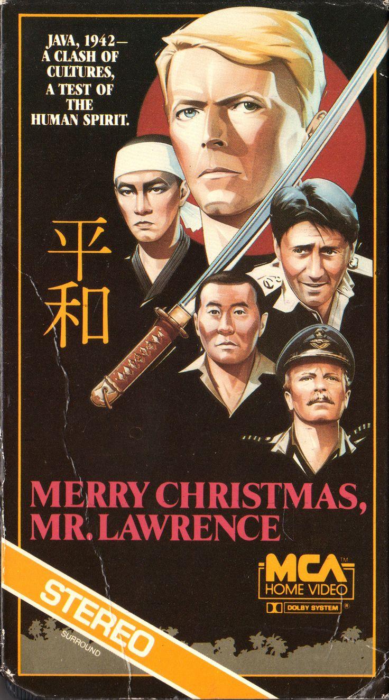 """Joyeux Noël, M. Lawrence (1983)"" avec David Bowie"