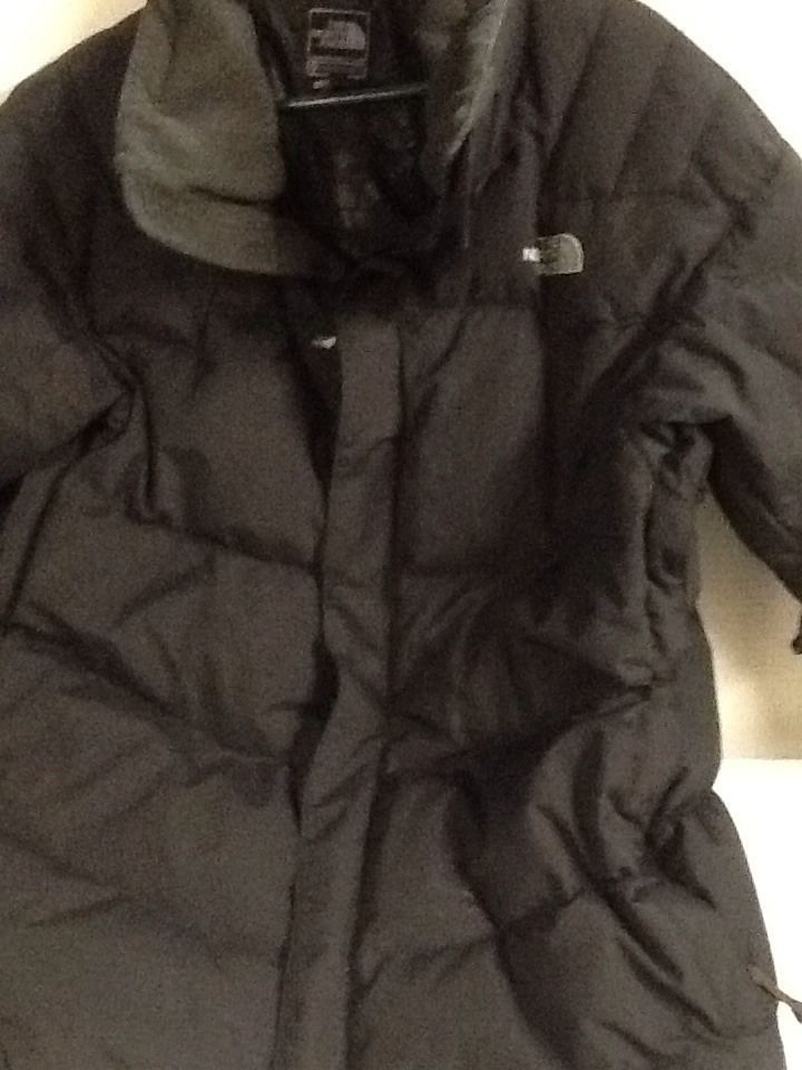 ... netherlands mens the north face black prodigy 600 down recco ski jacket  coat sz large thenorthface 5c911f2d4