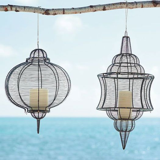 These would be great for citronella candles!