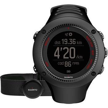Suunto Умные часы Suunto SS021257000. Коллекция Ambit3  — 24990 руб. —  SUUNTO AMBIT3 RUN BLACK HR. GPS-часы для бега с контролем частоты сердцебиения и мобильным подключением. 15 часов работы от батареи с 5-секундной точностью GPS. Время работы батареи в режиме времени - 14 дней. Скорость, темп, расстояние и высота по данным GPS. Навигация по маршруту и обратный путь. Компас. Расчет темпа бега на основе движений запястья. Индикатор эффективности бега и тесты быстрого восстановления и…