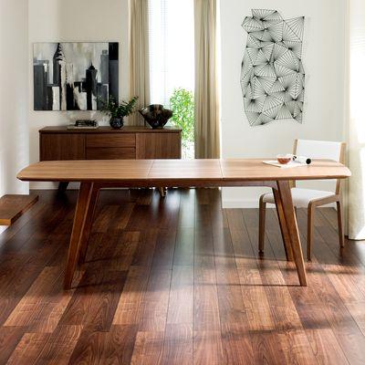 Click to zoom - Circa extending rectangular dining table