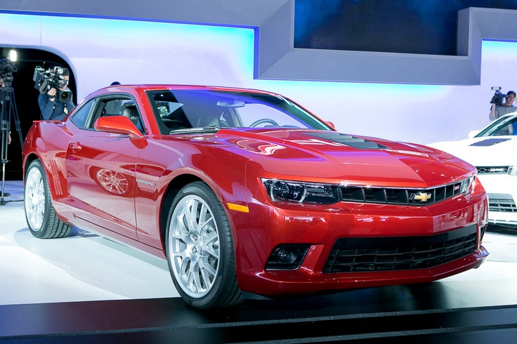 2014 Chevy Camaro SS-I really want this one!!