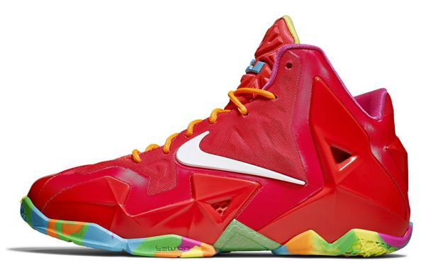 Nike LeBron 11 Fruity Pebbles