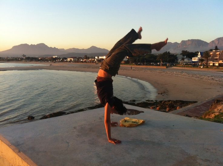 #Handstand365 FOR CHARITY