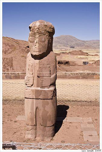 Quiero que visites Tiahuanaco porque las ruines de los andes es muy interesante.