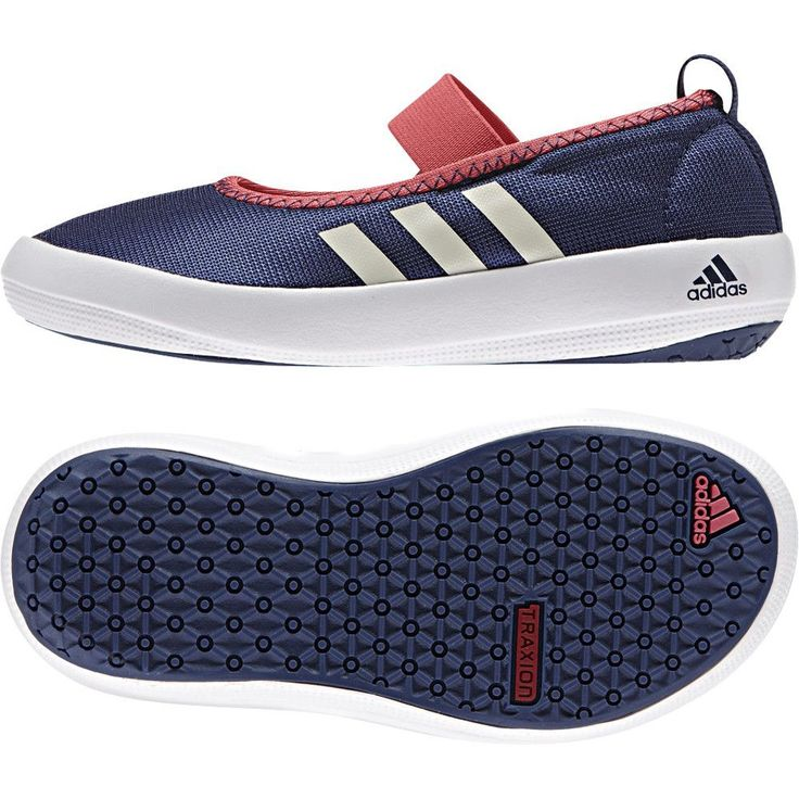 Boat Slip-On Girl Shoes by adidas Sport Performance
