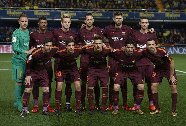 Villarreal V Barcelona La Liga Futebol