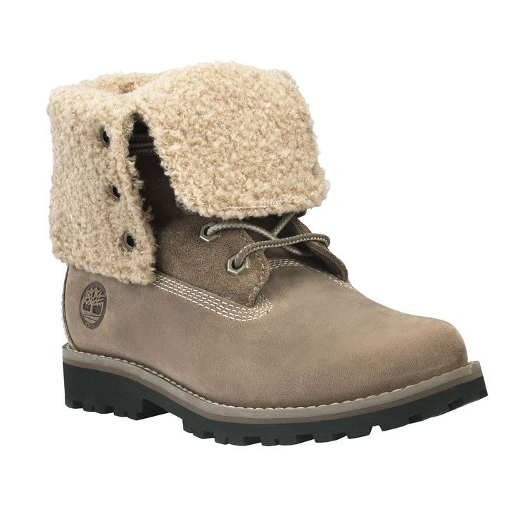 Cosy Winter Boots. Timberland - Junior Timberland Authentics 6 Inch  Shearling Boot