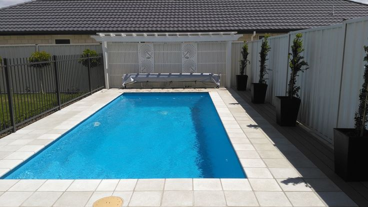 small pools by Mayfair Pools