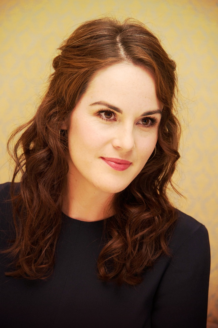 Michelle Dockery: LOVE her hair color