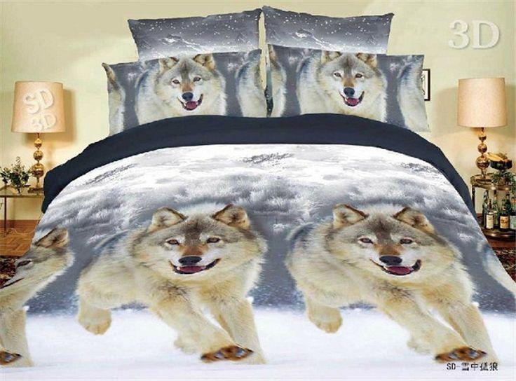 Домашний текстиль, набор постельного белья с три-дэ принтом из четырех элементов, роскошный набор постельного белья включает в себя простыни, наволочки, покрывало, бесплатная доставка.