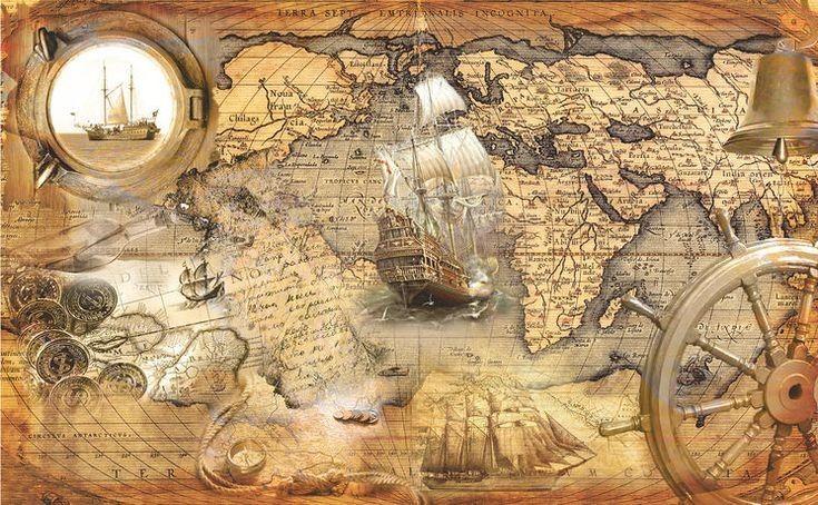 Картинки надписями, прикольный фон для фотошопа в стиле старинных кораблей