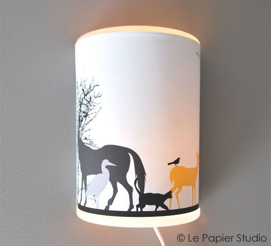 Wall Lamp DIY + Happy Friends U2013 Free Download