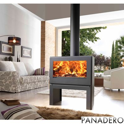 The Nebraska - 8kw Contemporary Wood Burning Stove The Nebraska is a large  stove with a - 84 Best Images About Wood Heaters On Pinterest Stove, Pedestal