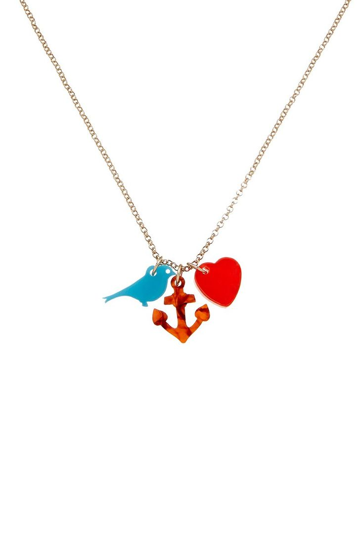 Sailor Charm Necklace, £25: http://www.tattydevine.com/shop/collections/personalised-jewellery.html