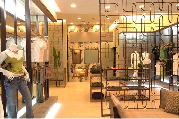Modern Fashion Boutique Interior Design by HQ - Fern 2