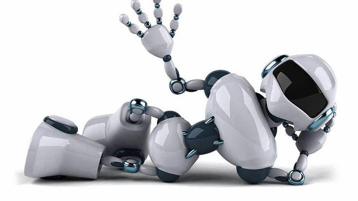 Видеоподборка: самые неуклюжие роботы