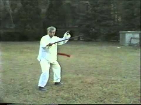 Yang Style Tai Chi Sword - YouTube