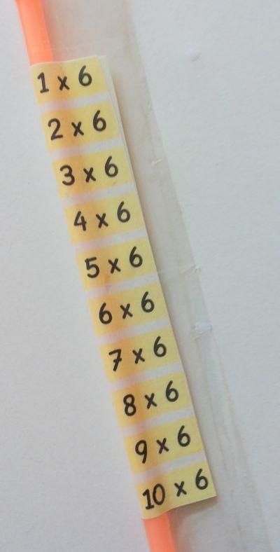 tafelarmbandje rietje 152x300 leren van tafels hulpmiddelen klas