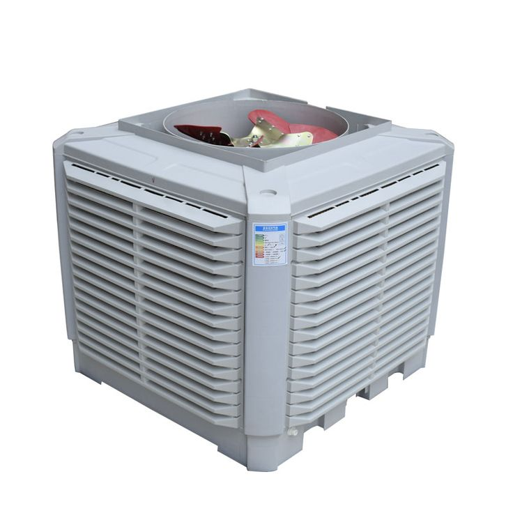 18000m3/h industrial air conditioner / high efficiency industrial evaporative air cooler