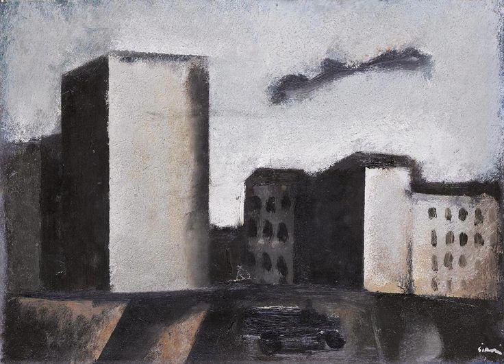 Mario Sironi- 'Urban Landscape'