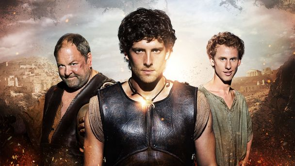 "BBC America Show ""Atlantis"" is Greek Mythology with a twist."