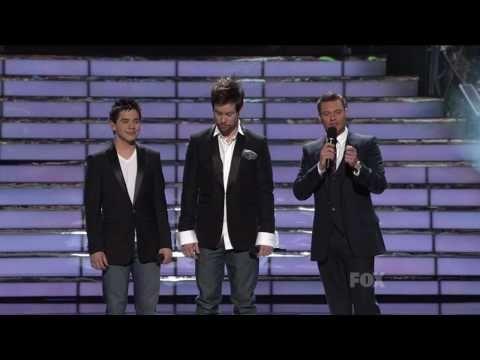 Season 7 Finale - David Cook Wins American Idol