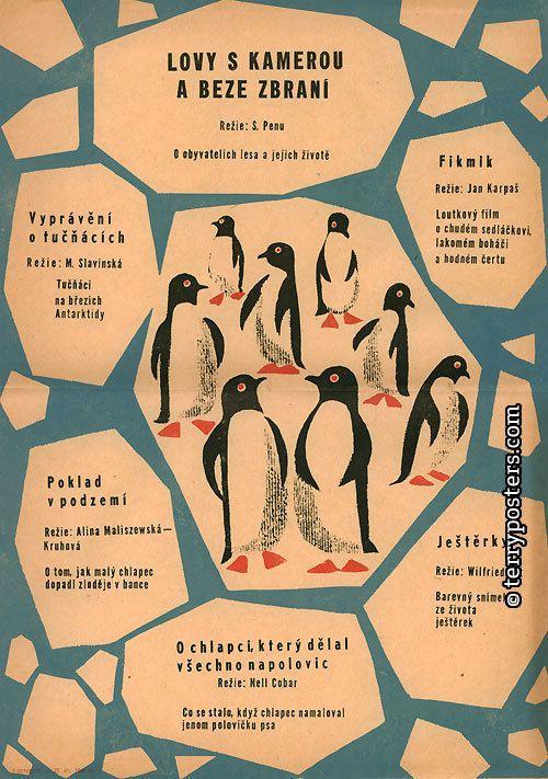 :: Czech film poster ::