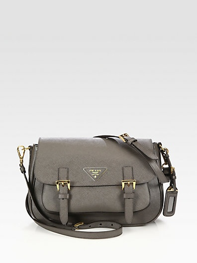 Prada Saffiano Lux Messenger Bag. This is bag is #1 on my want list!