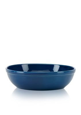 kate spade new york  all in good taste Sculpted Scallop Pasta Bowl