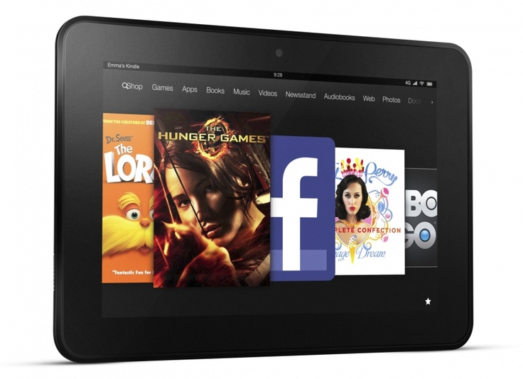 Not many companies can make Apple sweat, but Amazon has just turned up the heat with the new Kindle Fire HD tablet/ereader family