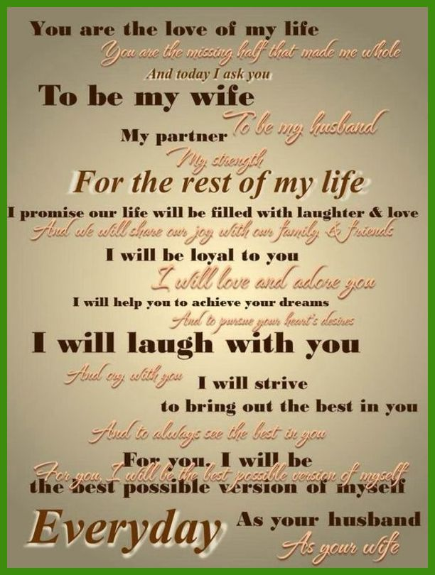 Wedding Vows Don T Let Weather Ruin Your Perfect Wedding 8 Simple Getting To You Funny Wedding Vows Traditional Wedding Vows Wedding Vows That Make You Cry