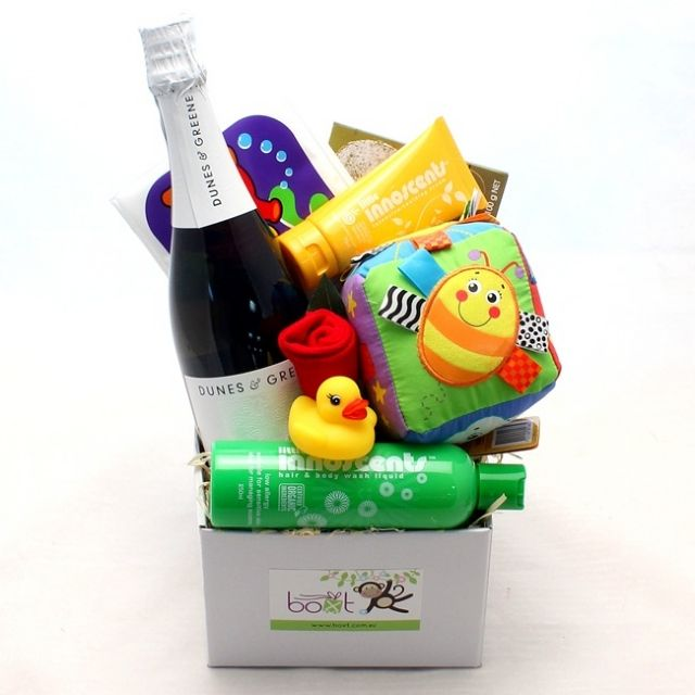 Baby Gift Hamper Australia : Ideas about gift hampers on