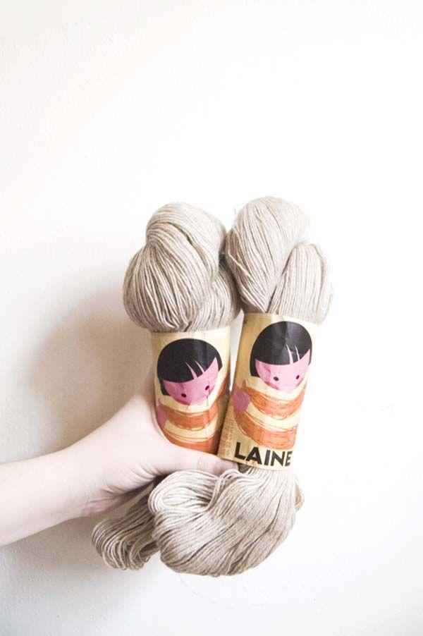 yarnGifts Handmade, Branding Packaging, Yarns Packaging, Packaging Design, Diy Gifts, Packaging Labels, Packaging Yarns Design, Yarns Labels, Vintage Yarns