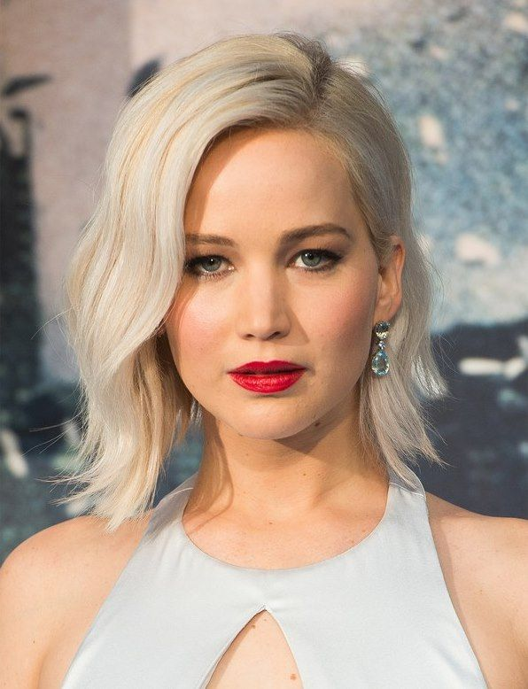 "Platinum Ice > Jennifer Lawrence > When Jennifer Lawrence appeared with a platinum bob, we got the sudden urge to book a double process—and not just because we'd copy anything J-Law does. ""That ski-bunny blonde rules in the winter,"" says Lorri Goddard of the Goddard + Bragg salon in Los Angeles, who has worked with Reese Witherspoon. Make no mistake, this color is as high maintenance as they come, but it's an unquestionably glamorous way to beat the winter blues."