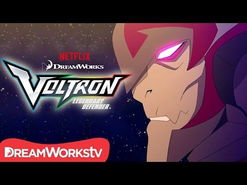 VOLTRON Team On The Run In New LEGENDARY DEFENDER Season 2 Trailer