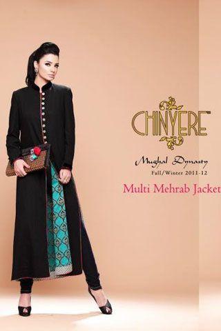 Multi Mehrab Jacket