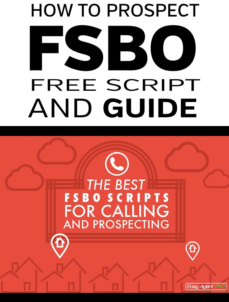 FSBO Scripts for real estate agents. #marketing #realestate  Lindsay S - ERA Grizzard Real Estate - Orlando, FL