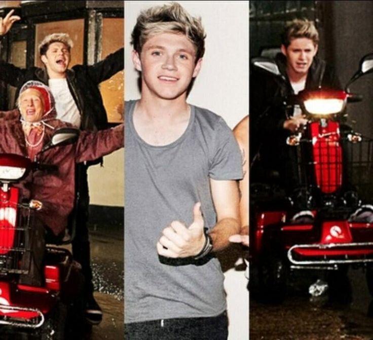 Niall Horan Midnight Memories Music Video | www.imgkid.com ...