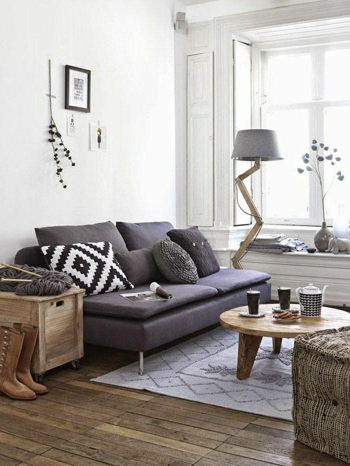 375 best Wohnzimmer Ideen * Living Room images on Pinterest - sofa kleines wohnzimmer