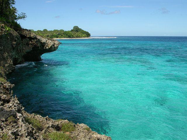 The pristine waters of Papua New Guinea's Autonomous Region of Bougainville named after the French explorer Louis Antoine de Bougainville www.papuanewguinea.travel/bougainville