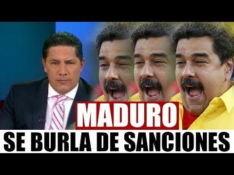 Ultimas noticias de VENEZUELA, NICOLAS MADURO SE BURLA DE SANCIONES, PROGRAMA ESPECIAL  27/07/2017 - VER VÍDEO -> http://quehubocolombia.com/ultimas-noticias-de-venezuela-nicolas-maduro-se-burla-de-sanciones-programa-especial-27072017    Créditos de vídeo a Popular on YouTube – Colombia YouTube channel