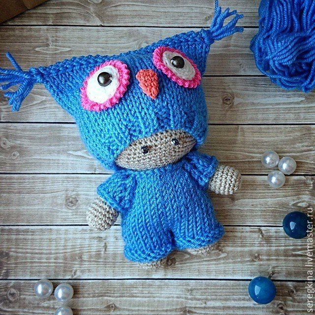 owl doll
