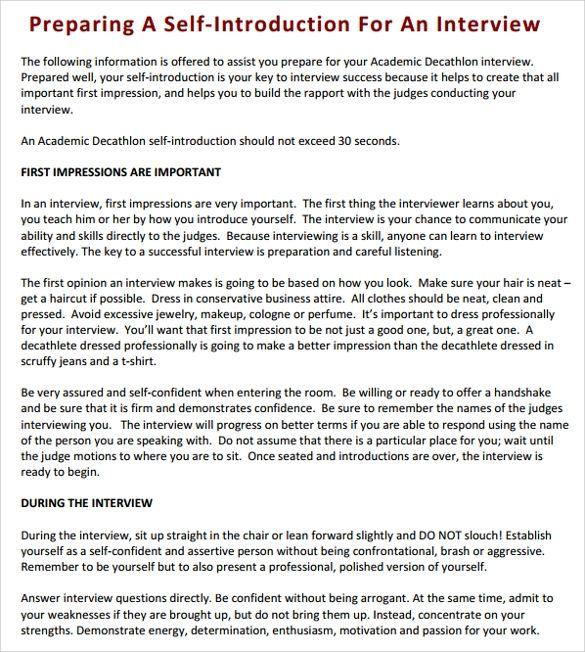 Amp Pinterest In Action Self Introduction Speech Myself Essay Work Objectives Determination