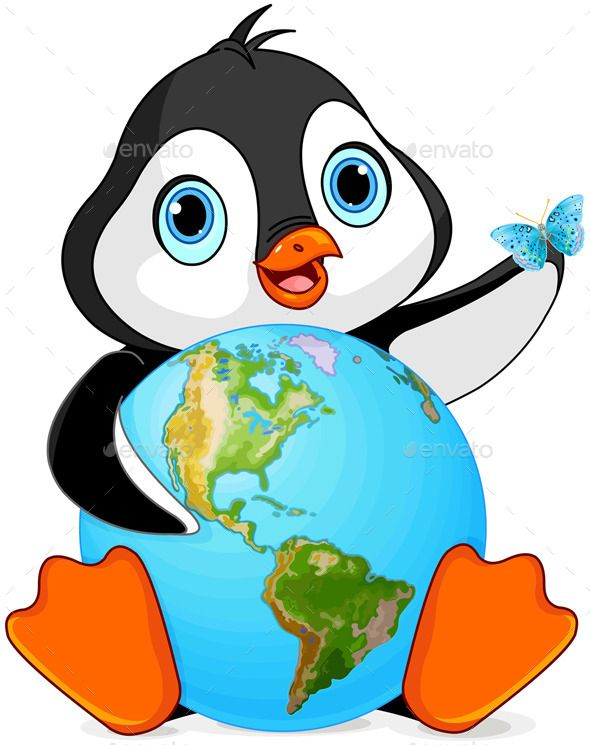 Penguin Earth Day