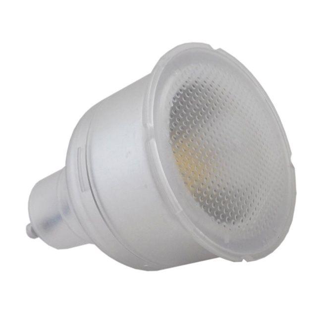 5W Long Neck GU10 LED Lamp 3000K Warm White NonDimmable
