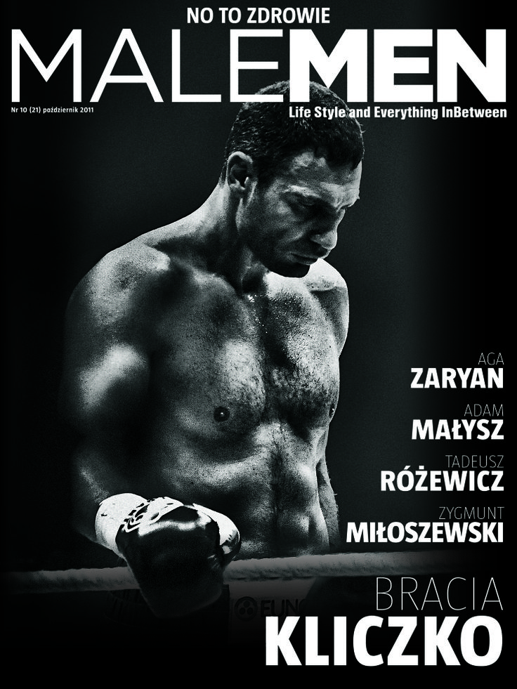 #21 Władymir Kliczko